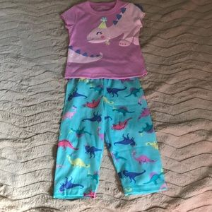 Carter's Pajamas - Pj bundle 🐭🦕☄️🌟